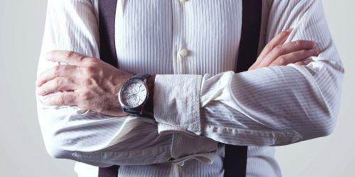 Agence de communication pour horloger